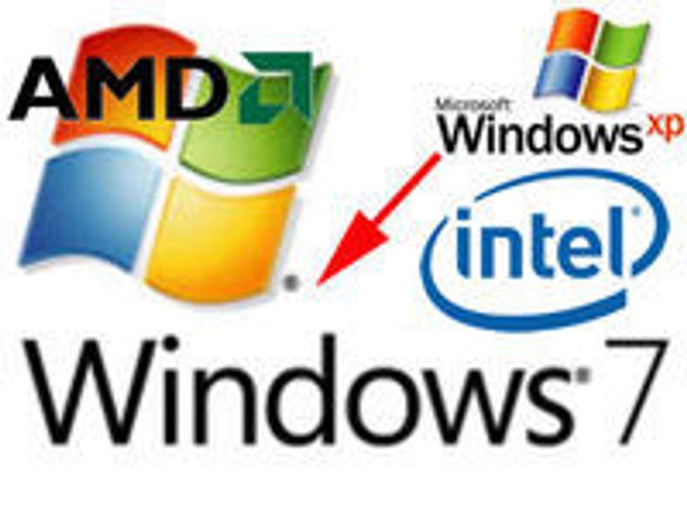 Mange pc-er kan ikke kjøre Windows XP Mode