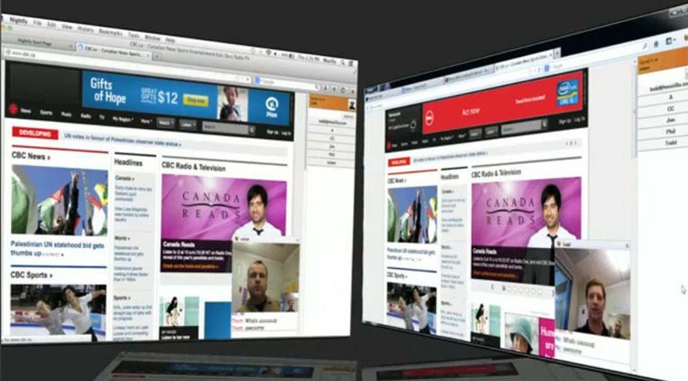 Viser fram Skype-alternativ i Firefox