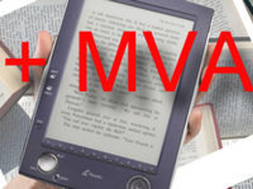 Ap-topp vil ha omkamp om moms på e-bøker
