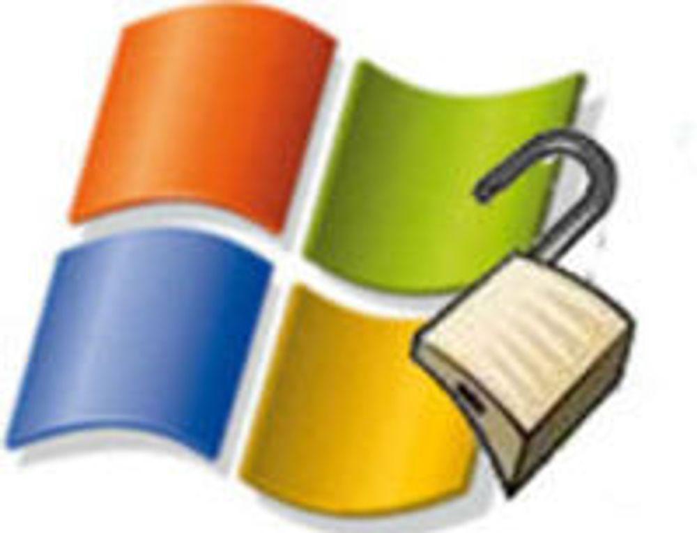 Windows-sårbarhet angripes allerede