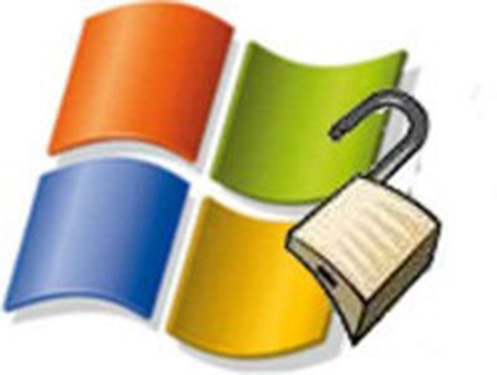 Advarer om sårbarhet i eldre Windows