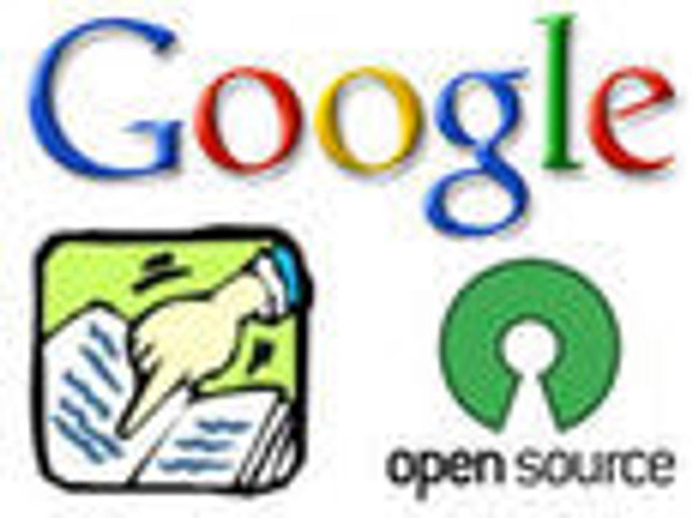 Tror Google driver et høyt spill med åpen kildekode