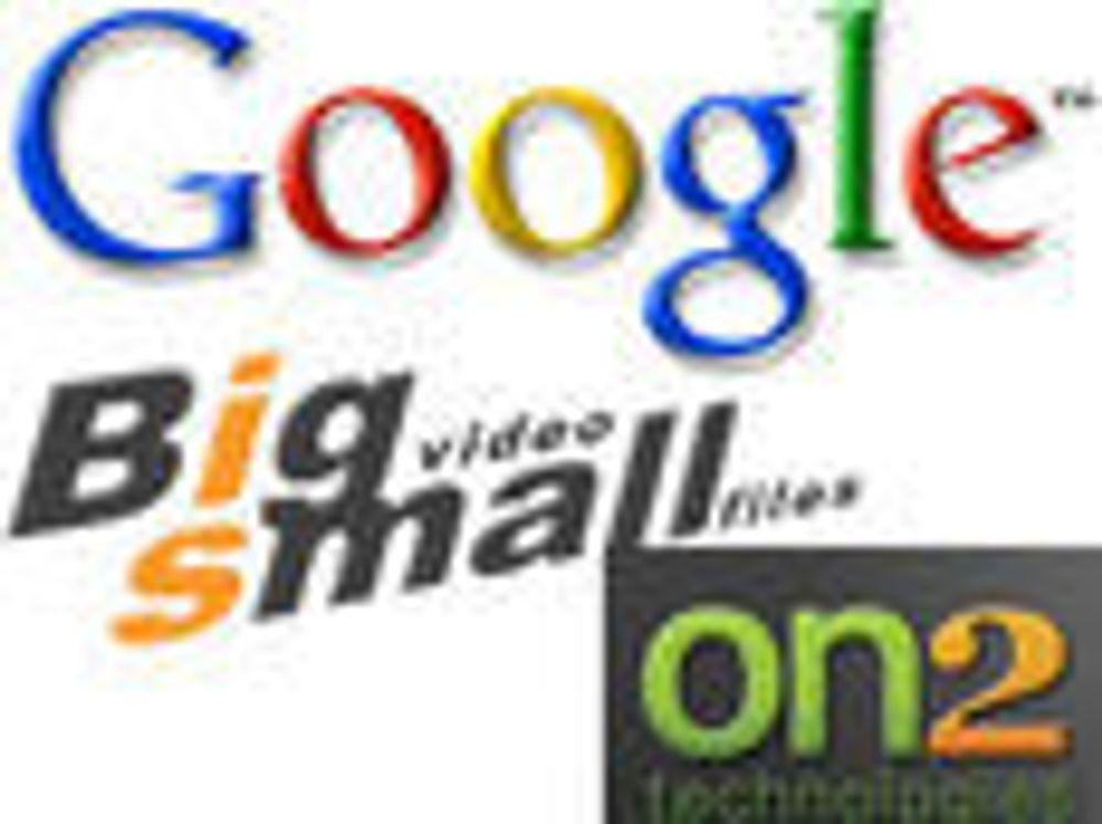 Google kjøper videokodek-selskap