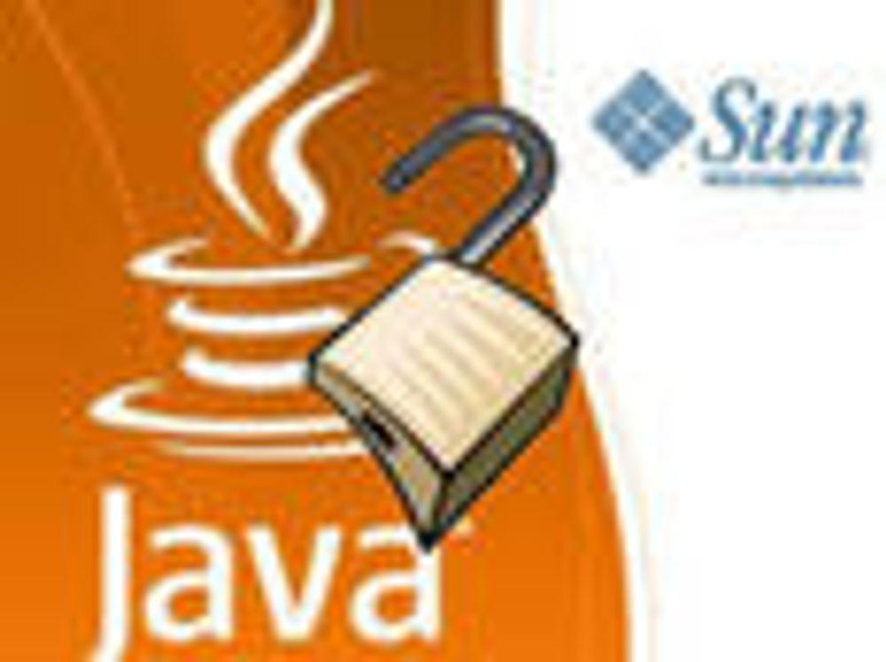 Last ned viktig Java-oppdatering
