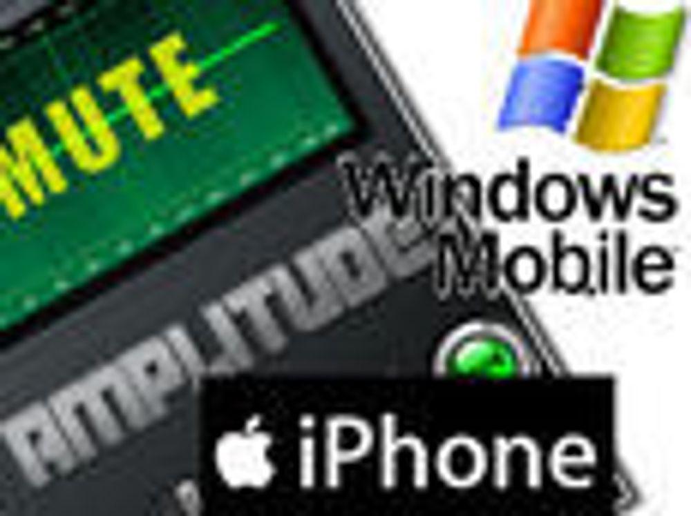 Lokker iPhone-utviklere til Windows Mobile