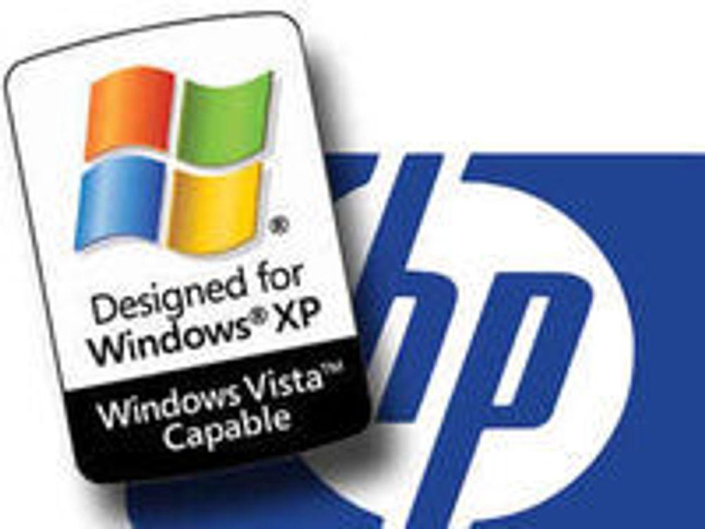 HP fly forbannet på falske Vista-krav