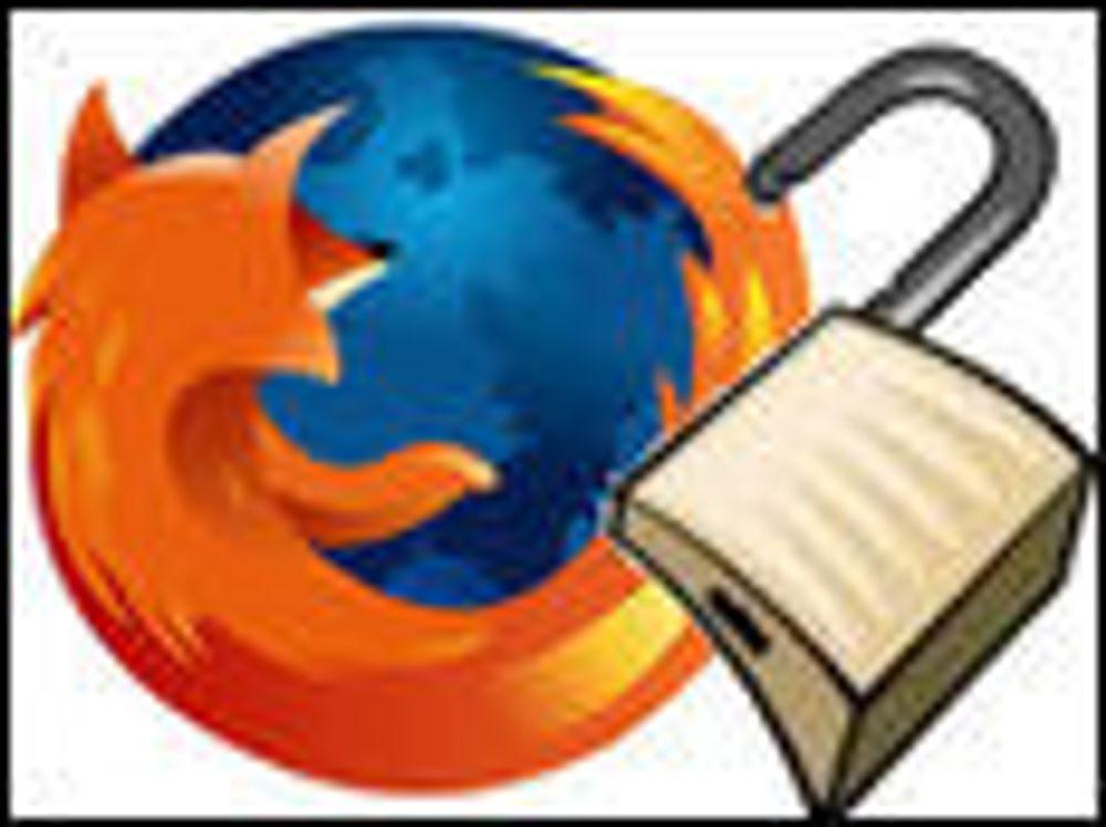 En rekke sårbarheter fjernet fra Firefox