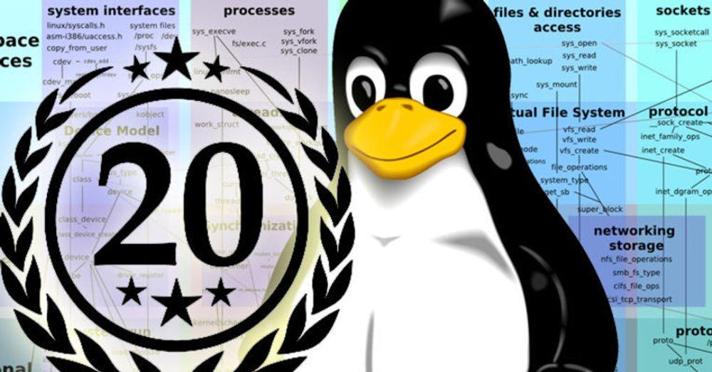 Linux 3.0 er ute