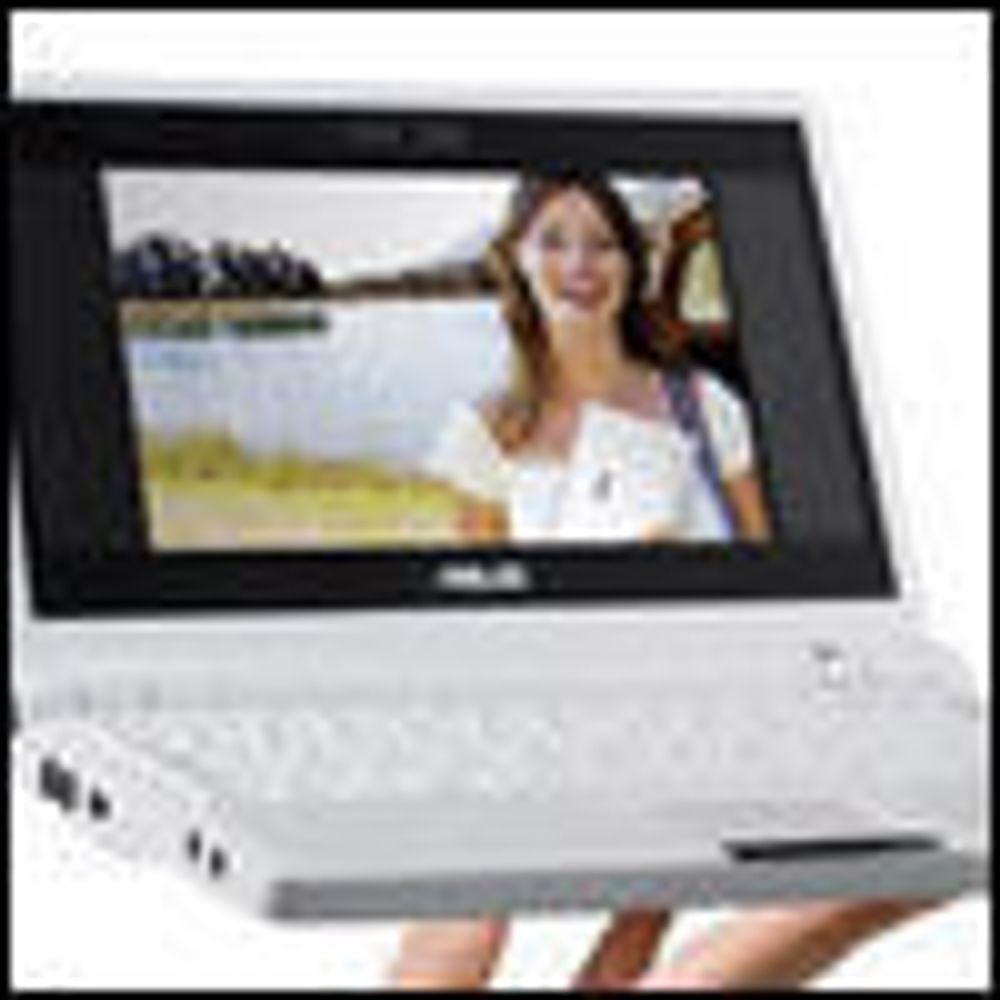 Ny Eee-PC får berøringsskjerm