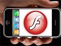 Likevel Flash til iPhone - på en måte