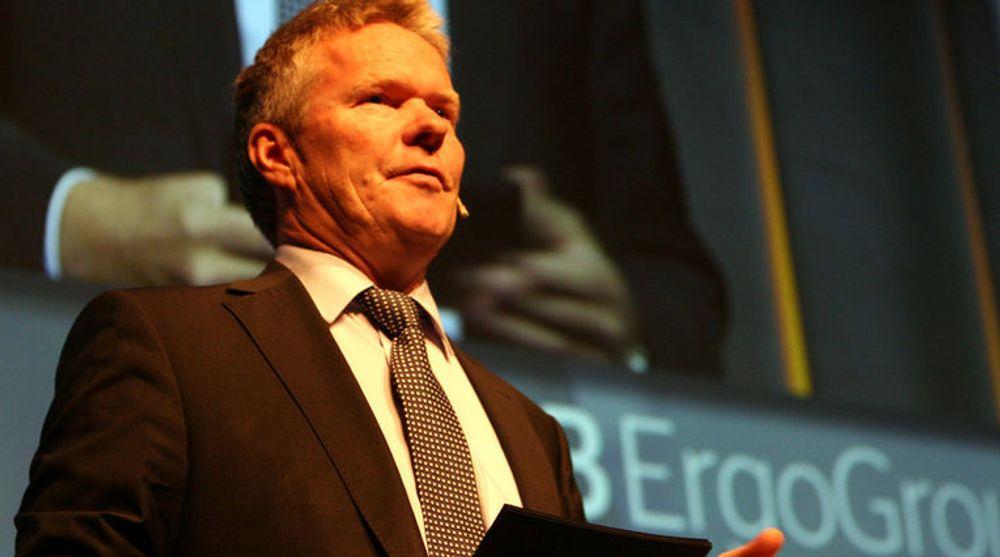 Terje Mjøs og EDB Ergogroup har fått en storavtale med det norske oljeserviceselskapet Aibel. Kontrakten har en verdi på over en kvart milliard kroner.