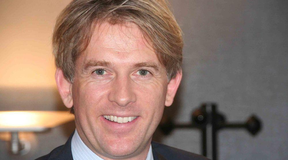 Eivind Roald forlater HP for en nyopprettet stilling i Scandinavian Airlines (SAS).