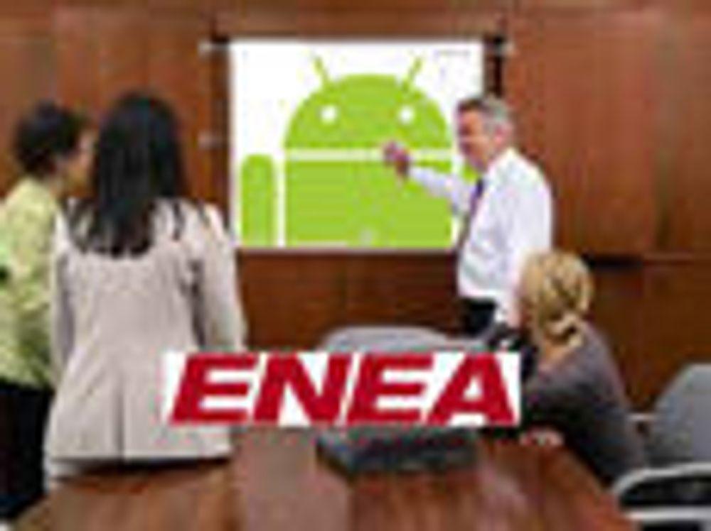 Kompetansesenter for Android åpner i Sverige