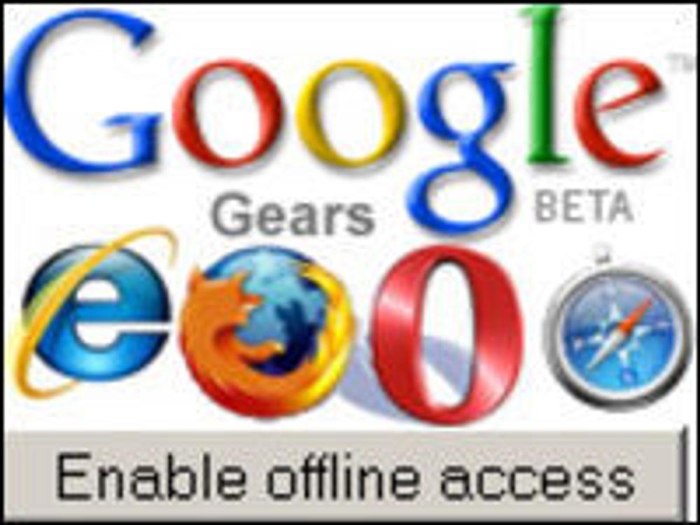 Google med Gears-støtte for Safari