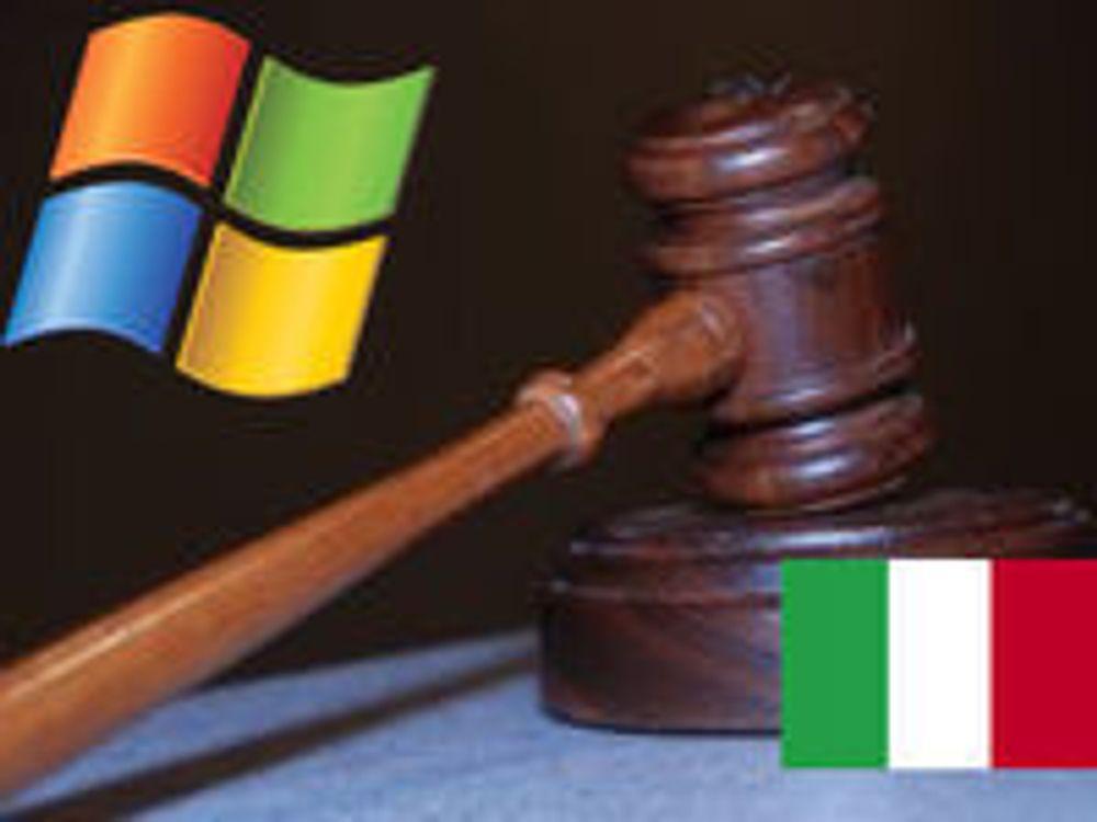 Massesøksmål mot Microsoft