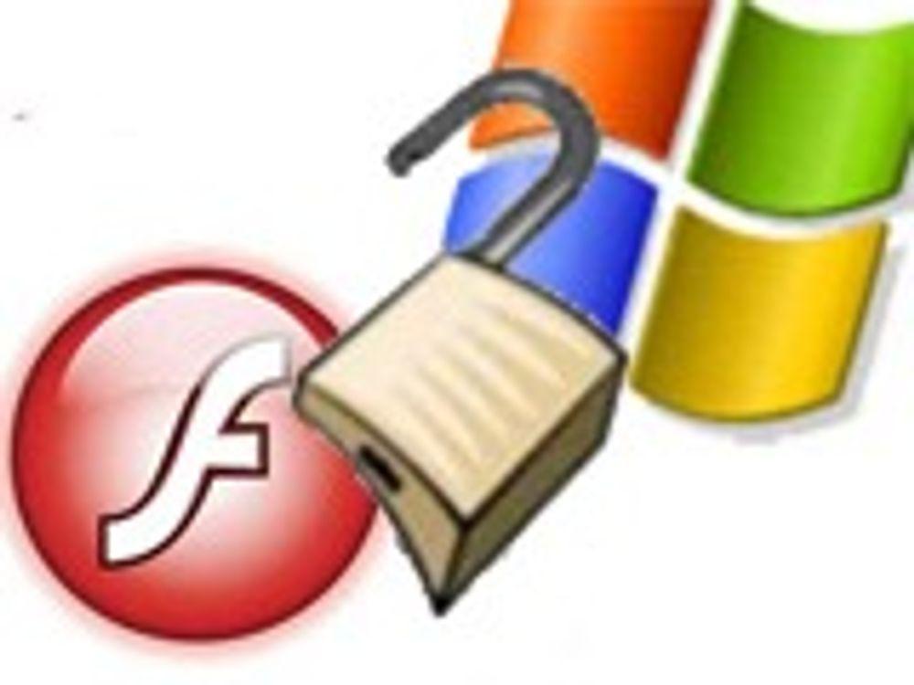 Viktige sikkerhetsfikser til Windows og Flash