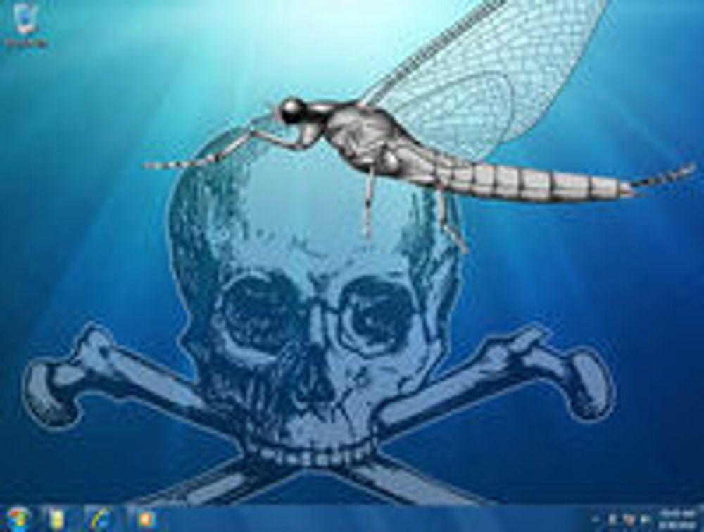 Windows-fiks IKKE årsak til «svart skjerm»
