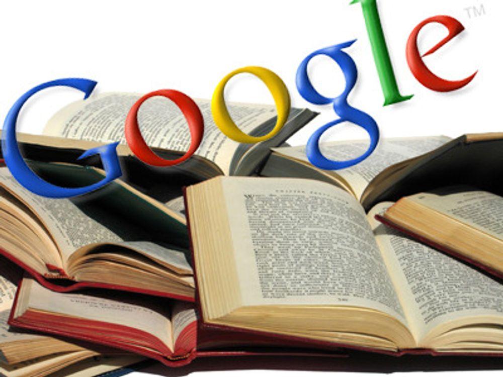 Gjennombrudd for Google Books i Frankrike