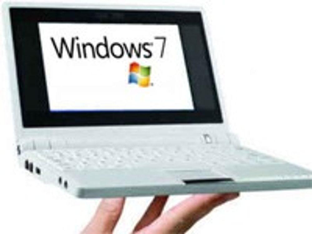 Installér Windows 7 fra USB-pinnen