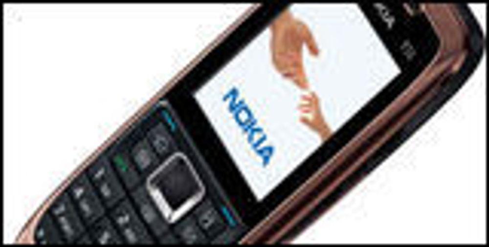 Nokia introduserte ny forretningsmobil