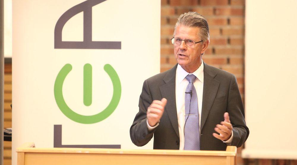 I fjor vurderte styreleder og storeier Ib Kunøe å selge selskapet. Torsdag la han frem resultater for 2012 som tydelig viste at markedet er utfordrende.