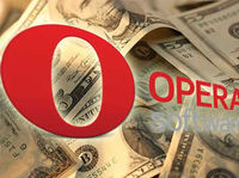 Opera fikk avtale med Verizon