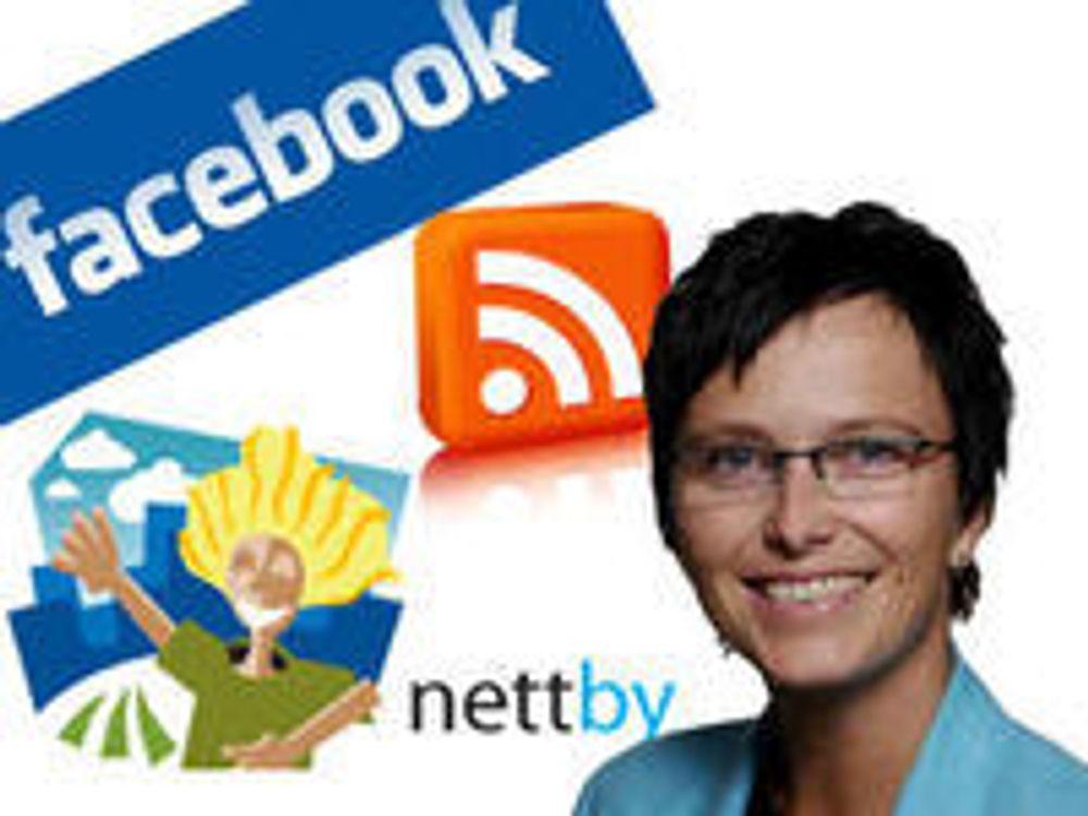 Vil trekke Facebook inn i forvaltningen