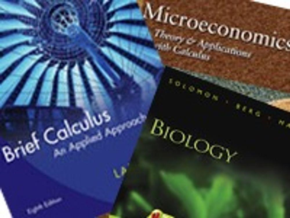 Digitale lærebøker koster mer enn de trykte