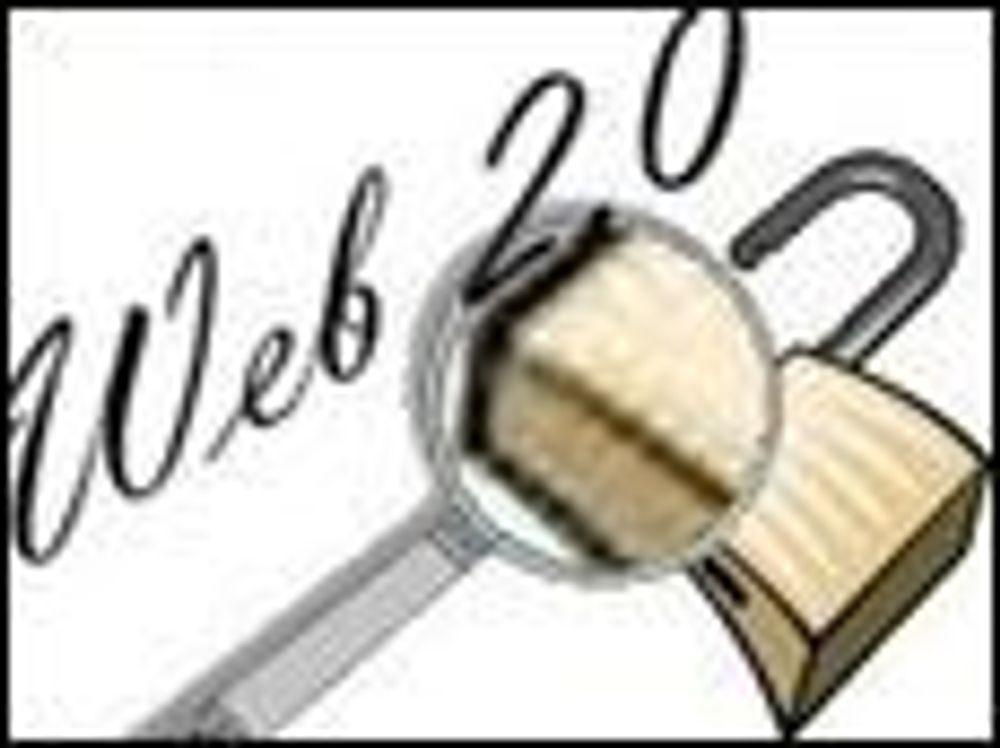 - Web 2.0 blir den største sikkerhetsrisikoen
