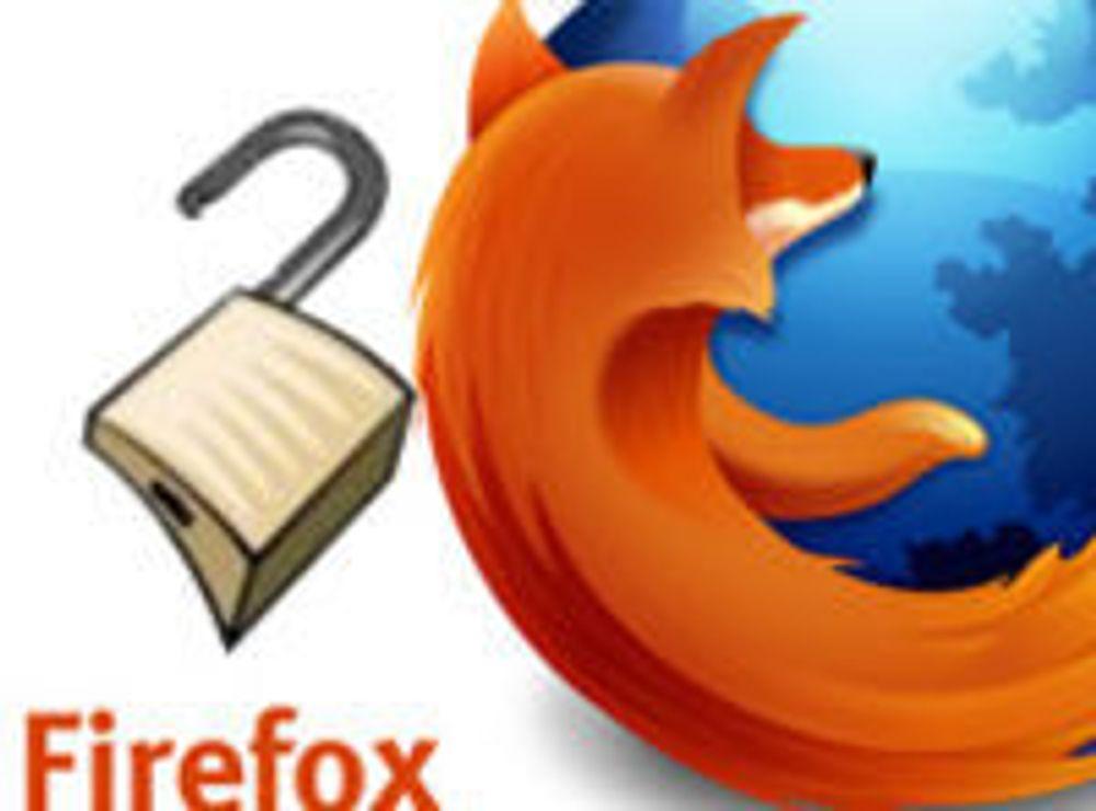 Alvorlig sårbarhet i nyeste Firefox