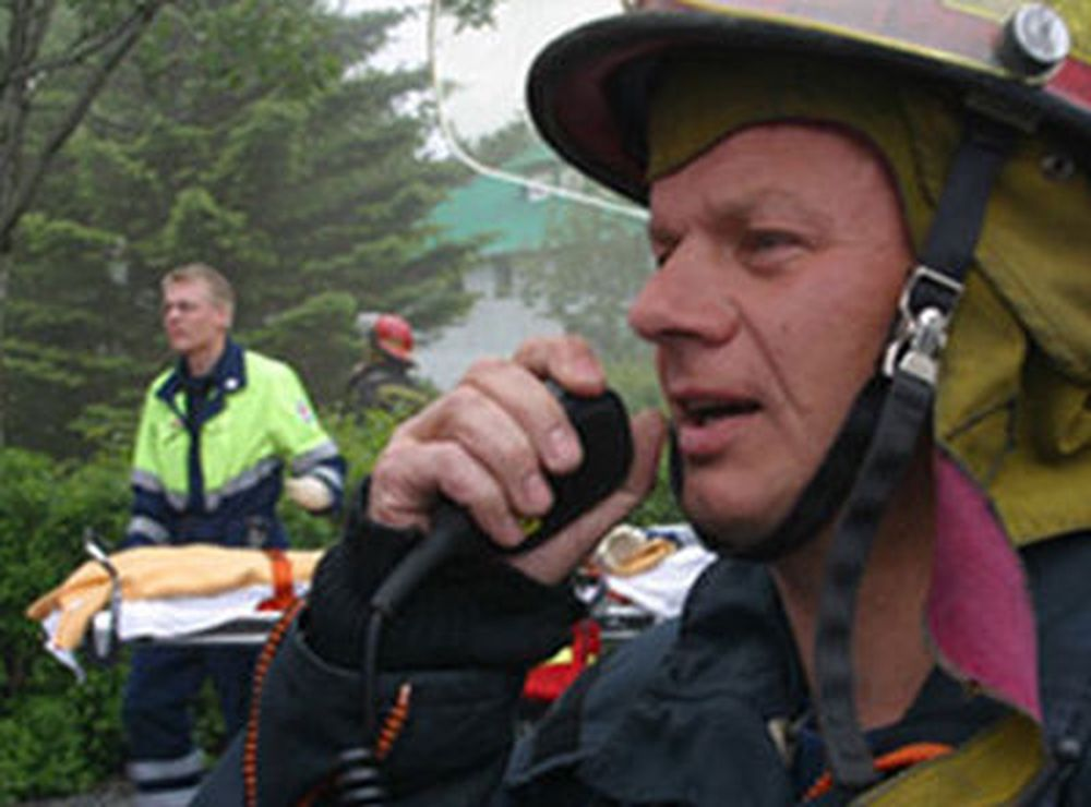 Motorolas TETRA-utstyr brukes i flere nasjonale nødnett.