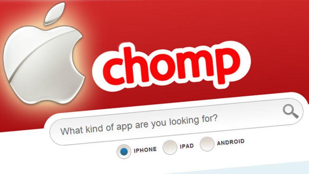 Apple kjøper søkemotor
