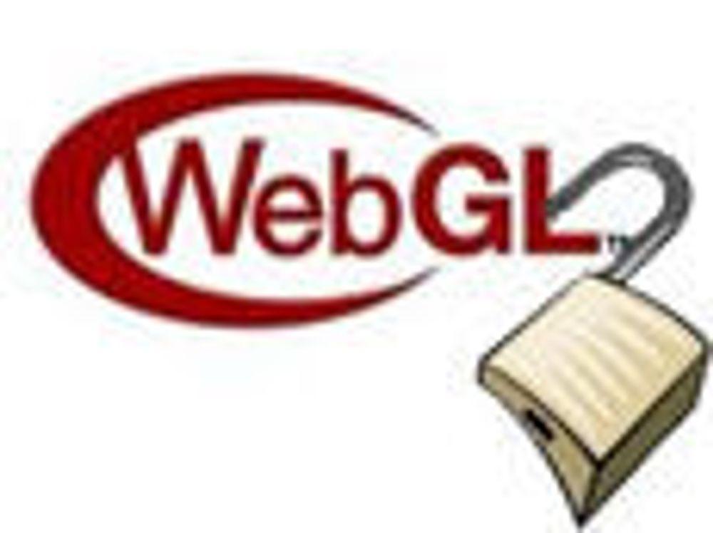 Enkelt å krasje pc-er med WebGL