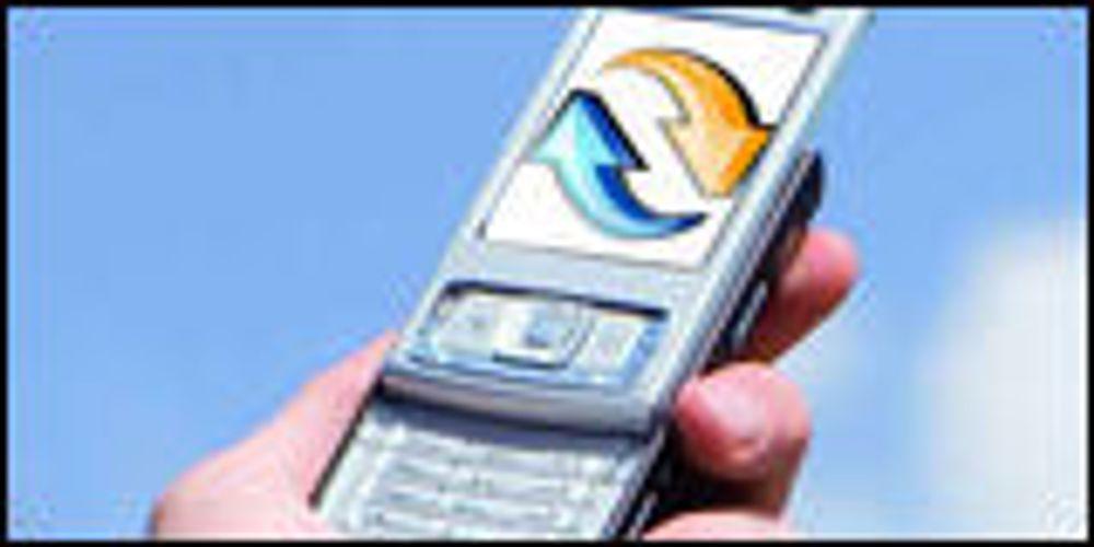 Styr Nokia-mobil med bevegelser