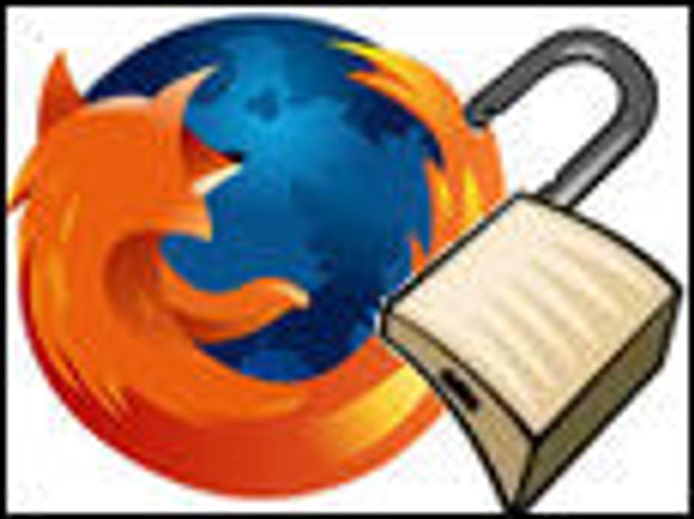 Firefox kvitter seg med flere sårbarheter