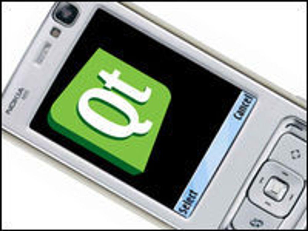 Nå kan Qt testes på Symbian-mobiler