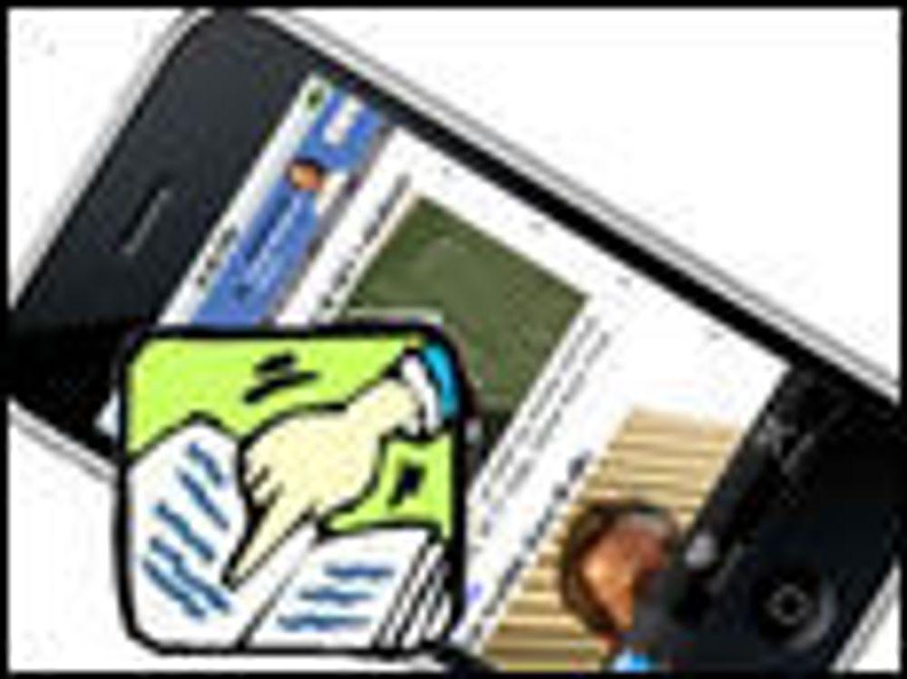 Apple saksøkt for iPhone-nettleser