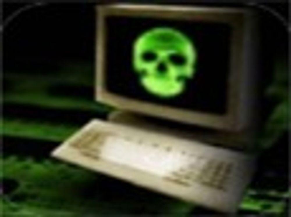 Pentagon smittet av «globalt datavirus»