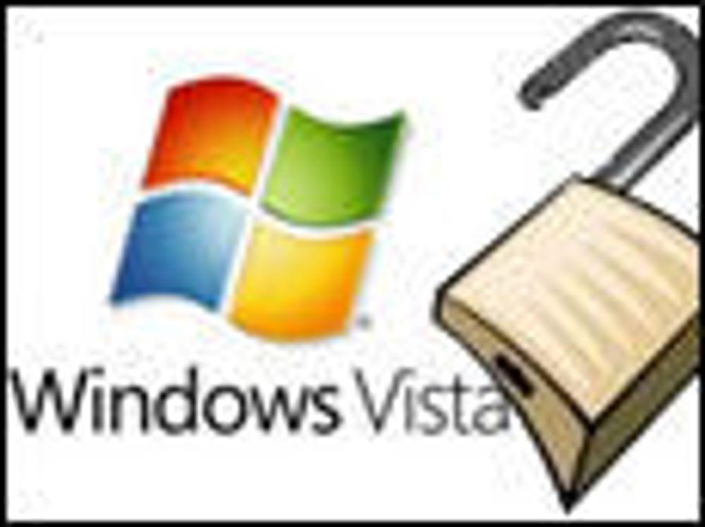 Vista-sårbarhet kan bli værende i lang tid