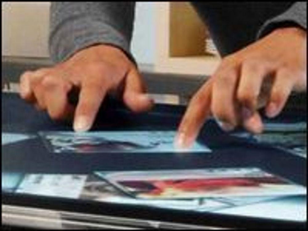 Ny bord-PC fra Microsoft projiserer dobbelt