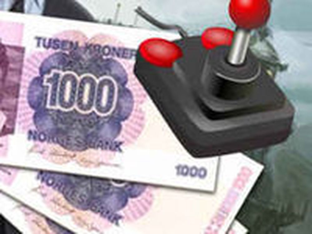 Finanskrisen rammer også spillbransjen