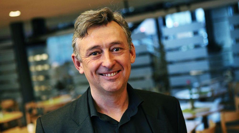 Atea-direktør Steinar Sønsteby har all grunn til å smile. Med nok en diger Nav-kontrakt er en av deres største kunder blitt enda større.