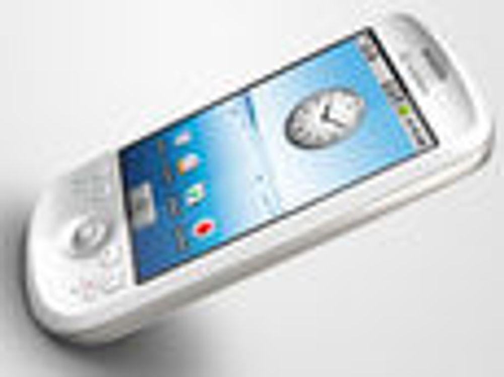 Ny Android-mobil har kommet i salg