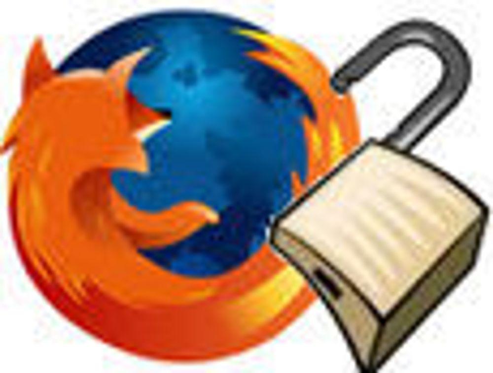 Andre Firefox-oppdatering på under en uke