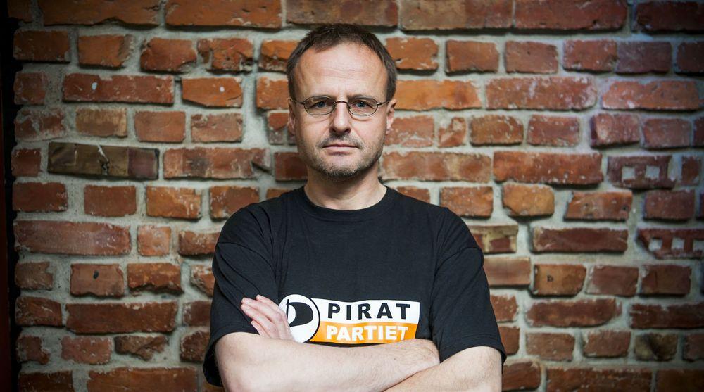 CSS-oppfinner og Opera Softwares teknologiredaktør Håkon Wium Lie er Piratpartiets frontfigur i Norge. Nå trenger partiet 600 underskrifter for å bli registert til neste års stortingsvalg.
