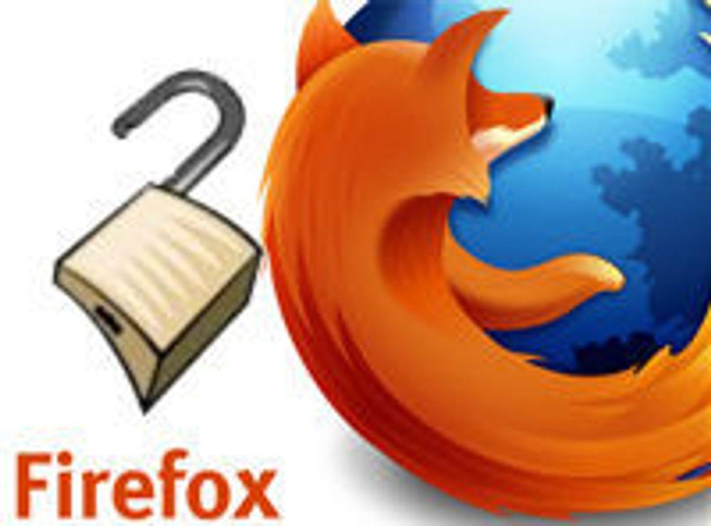 Skal fjerne kjent sårbarhet i Firefox