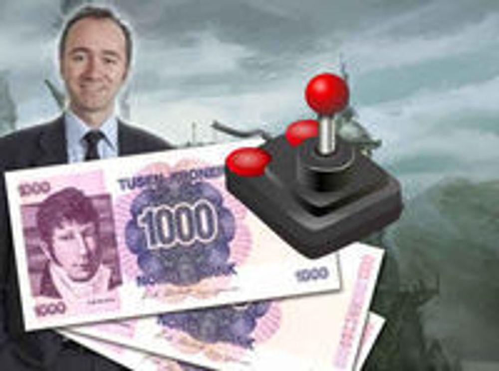 Statlige millioner til norske dataspill
