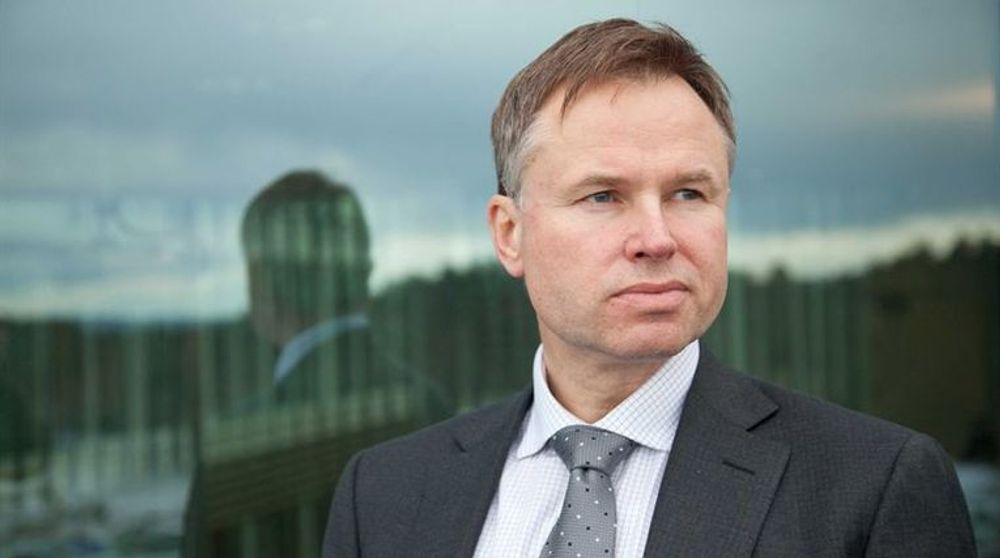 Øystein Moan, konsernsjef i programvareselskapet Visma, kunne presentere meget sterke resultater for andre kvartal. Selskapet har vokst kraftig på grunn av opppkjøp og satsing på skytjenester.