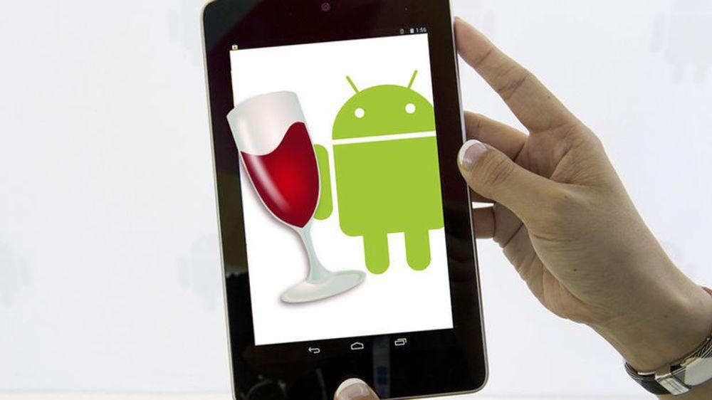 Wine skal komme til ARM-baserte Android-enheter som dette Nexus 7-nettbrettet. Men det kreves x86-baserte enheter for å kjøre vanlig Windows-programvare.