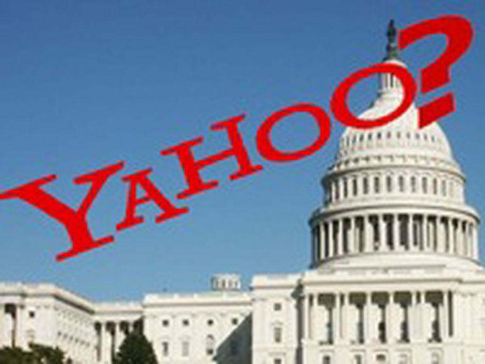 Yahoo vil komme antitrustklage i forkjøpet